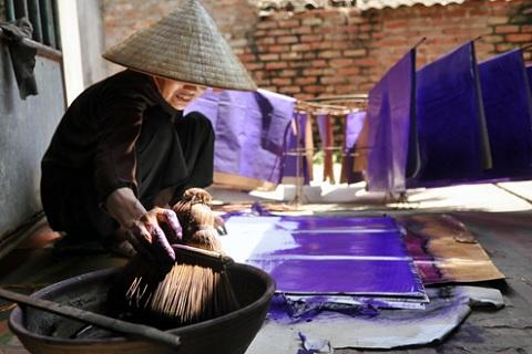 Làng tranh Đông Hồ Bắc Ninh