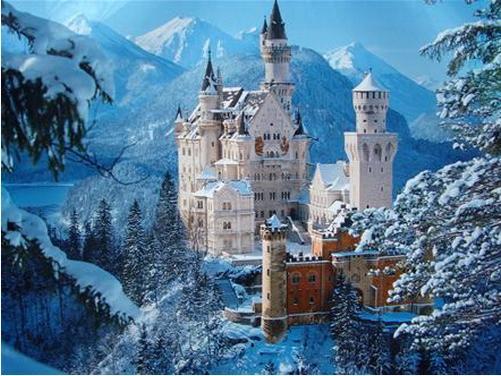 Lâu đài Neuschwanstein điểm đến hấp dẫn nhất ở Đức