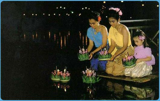 le hoi thai lan
