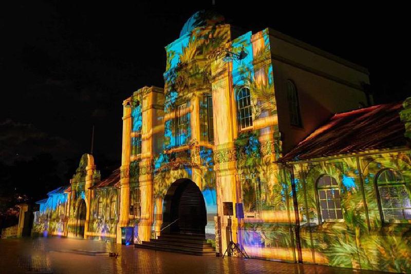 Australia khai mạc lễ hội âm nhạc và ánh sáng lớn nhất thế giới