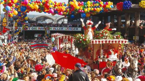 Hình ảnh Lễ hội hóa trang