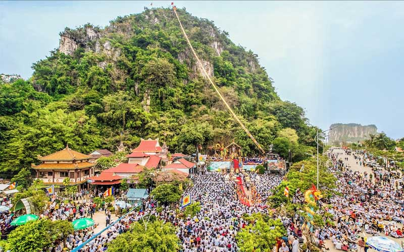 Đặc sắc Lễ hội Quán Thế Âm Ngũ Hành Sơn 2019