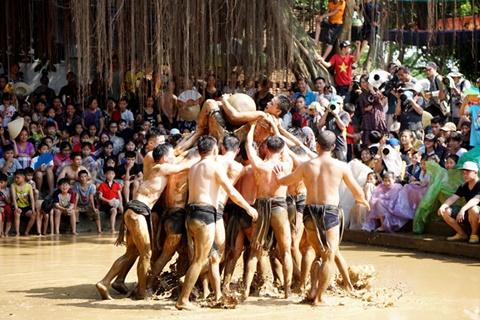 Lễ hội có lịch sử cách đây hàng trăm năm