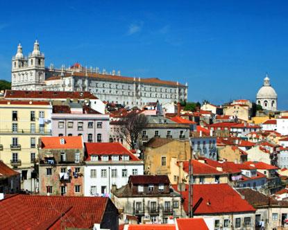Lisbon - Nơi xa nhất Châu Âu