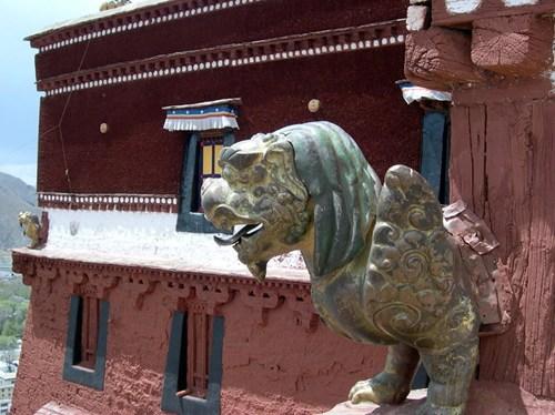 Lịch sử cung điện Potala