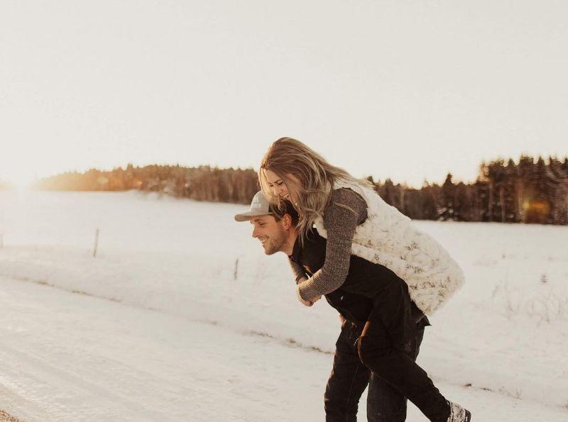 đi du lịch cùng người yêu