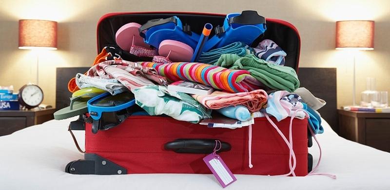 Nên chừa chỗ trống trong vali để phòng trường hợp mua thêm đồ