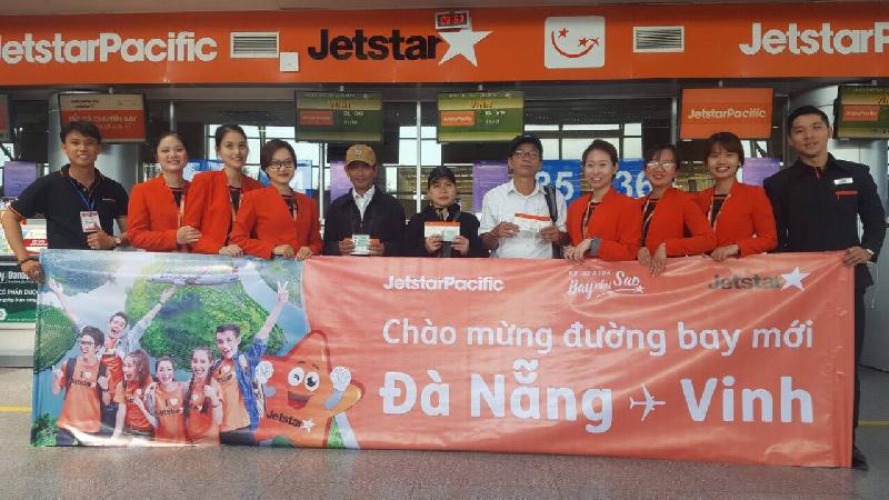 Jetstar Pacific khai trương thêm đường bay mới Đà Nẵng – Phú Quốc