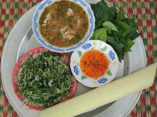 Đặc sắc ẩm thực truyền thống của người Chăm