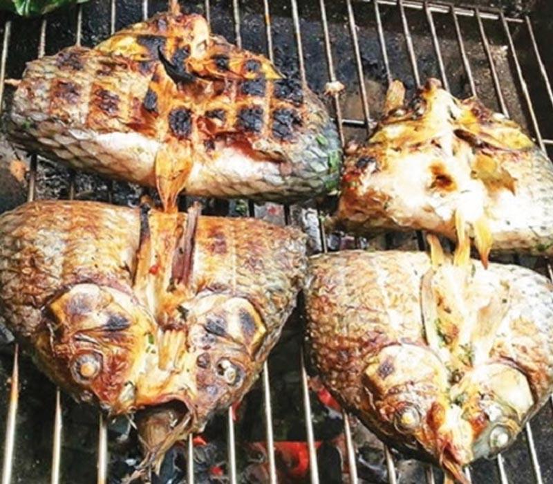 Món ăn truyền thống của người Thái Tây Bắc