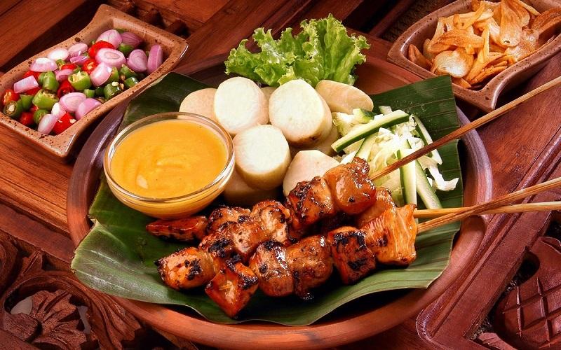 món ăn vặt nức tiếng Indonesia