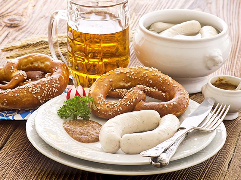 List các món ăn ngon nức tiếng ở Đức
