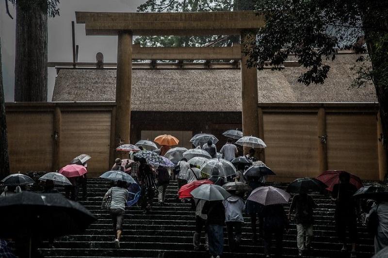 Mùa mưa nước Nhật
