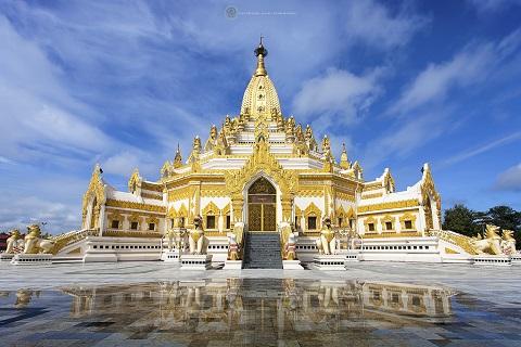 Myanmar cũng có thánh đường Hồi giáo