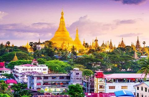 Sắc màu văn hóa đa dạng ở Yangon - Myanmar