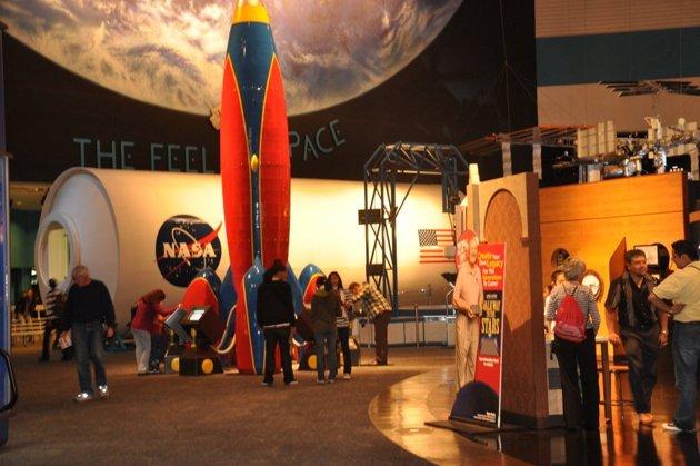 Trung tâm Vũ trụ Johnson