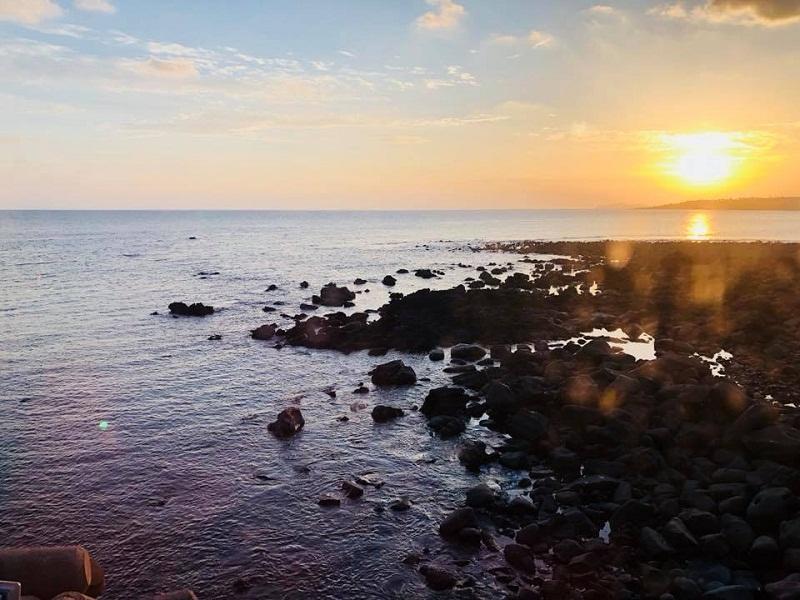 Trải nghiệm ngắm hoàng hôn ở đảo Jeju