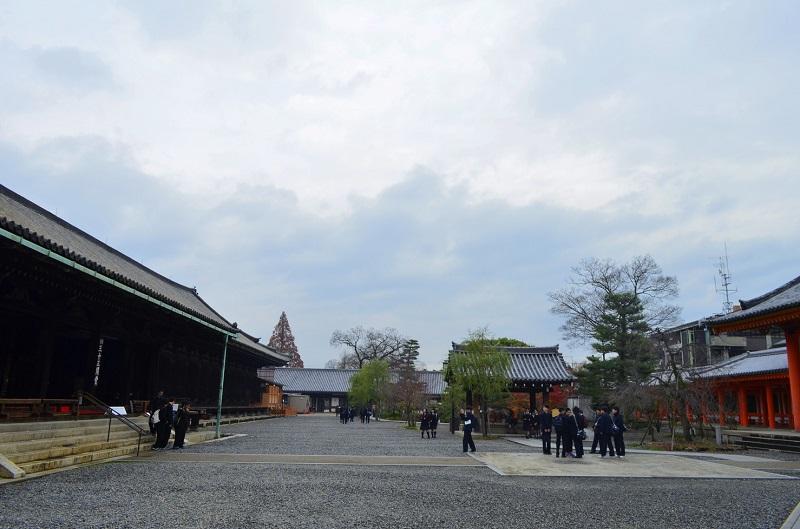 Sanjusangendo (Kyoto)