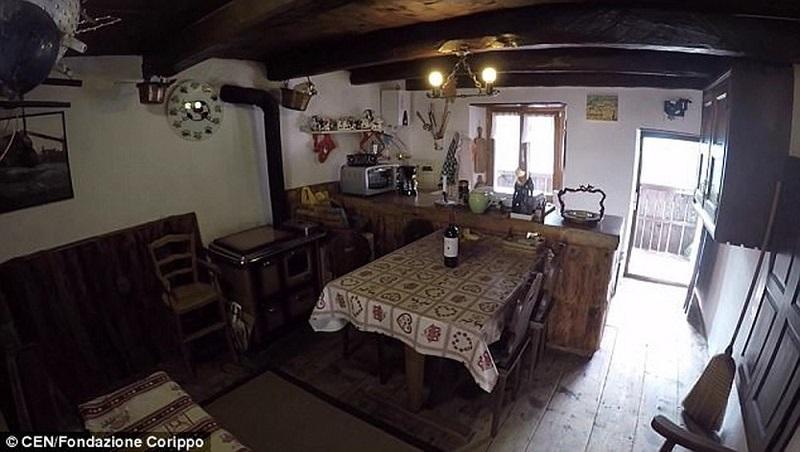 Corippo là ngôi làng nhỏ nhất Thụy Sĩ