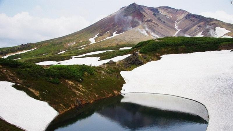 Asahi, đảo Hokkaido