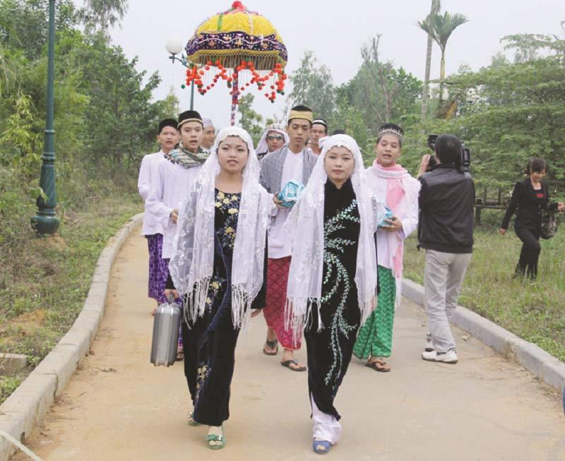 văn hóa người Chăm