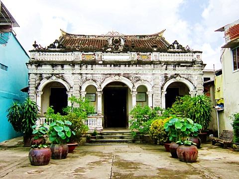Nhà cổ Huỳnh Lê