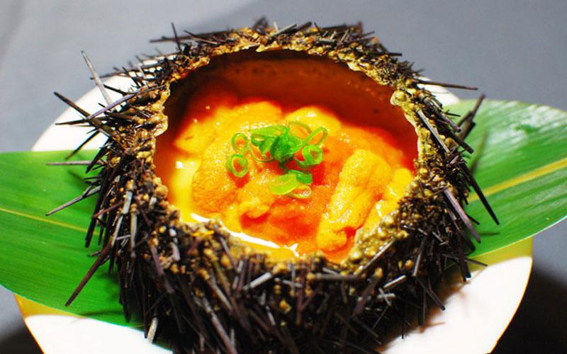 Các món ngon từ Nhum - đặc sản tuyệt hảo ở Phú Quốc