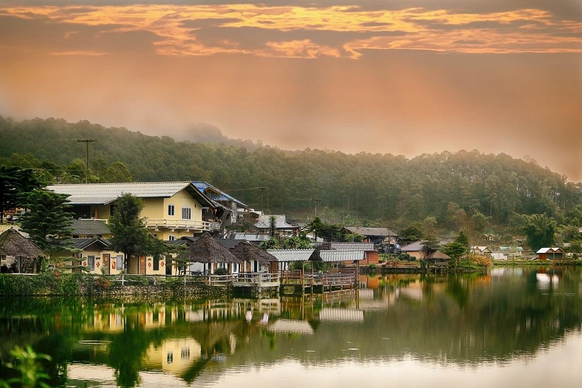 Pai – Thị trấn nhỏ xinh xắn trên đất Thái