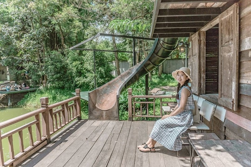 sống ảo chết mê chết mệt ở Chiang Mai