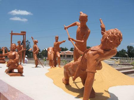 Đồng Nọc Nạng là Di tích lịch sử văn hóa cấp quốc Gia