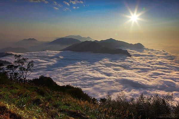 núi Alishan