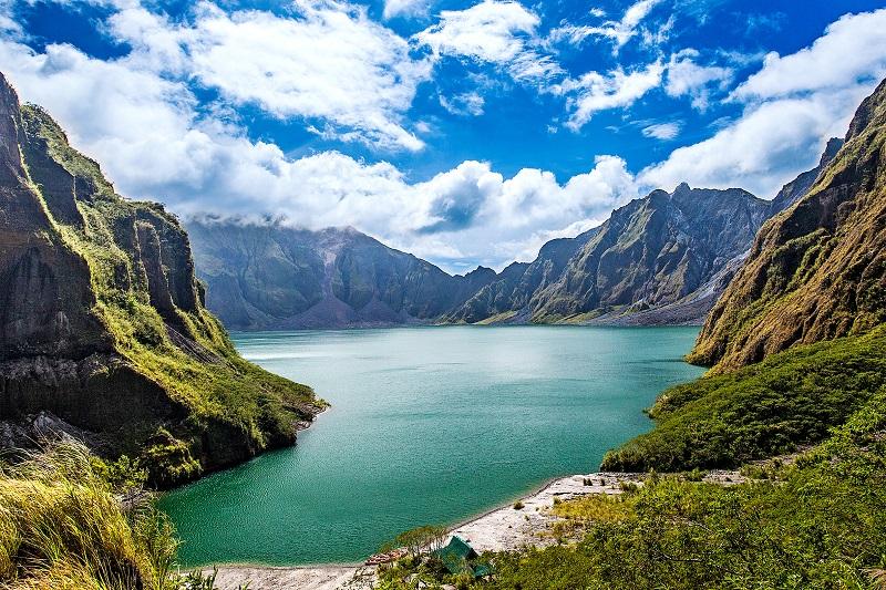 Khám phá những ngọn núi lửa hút khách du lịch