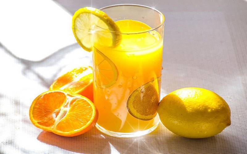 Một ly nước cam chua ngọt sẽ giúp cơ thể bạn khỏe hơn