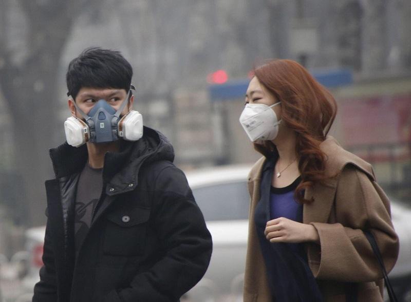 ô nhiễm không khí khi đi du lịch