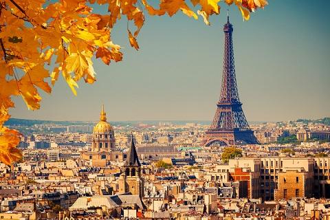 Paris - điểm đến tốt nhất thế giới năm 2018
