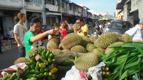 Thăm di sản thế giới Penang Malaysia