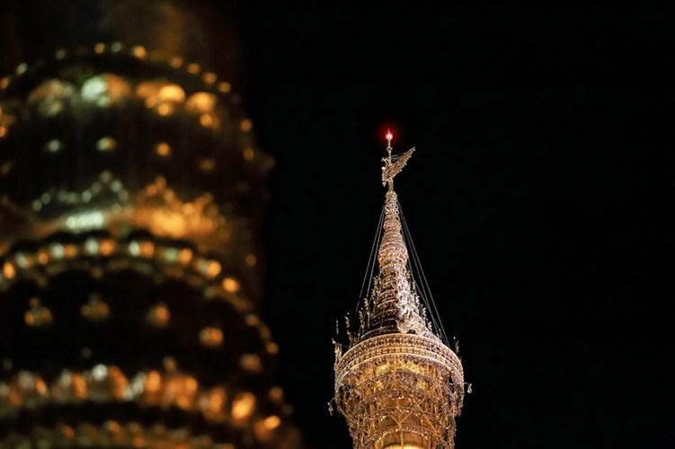 Phần đỉnh tháp