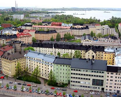 Tham quan Helsinki một trong những thành phố lớn ở gần Bắc Cực