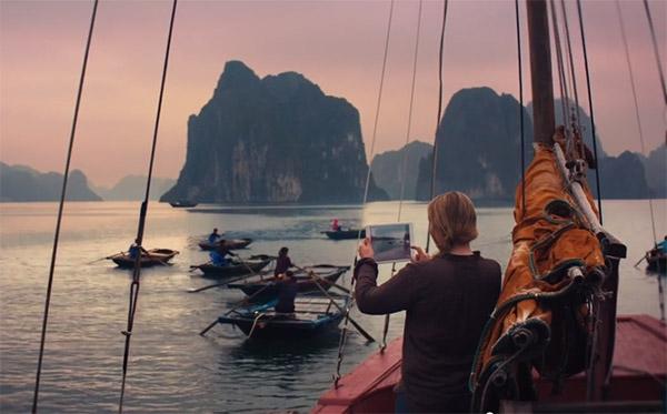 Việt Nam trên quảng cáo của Apple