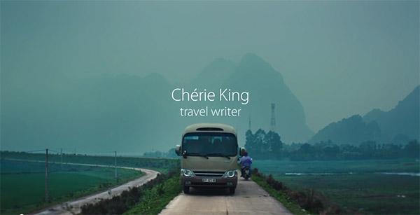 Việt Nam trên quảng cáo của Apple2