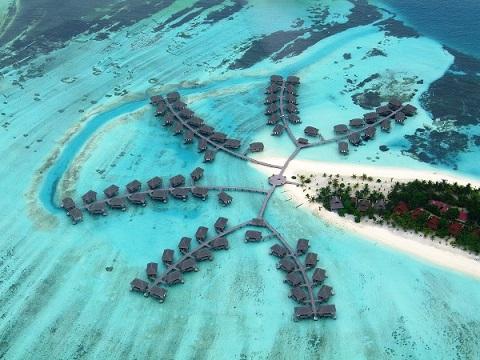 Một góc của Maldives
