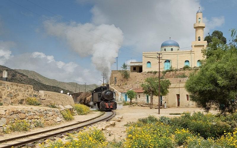 Nefasit là một thị trấn nhỏ, xinh đẹp ở Vùng Biển Đỏ phía Bắc của Eritrea