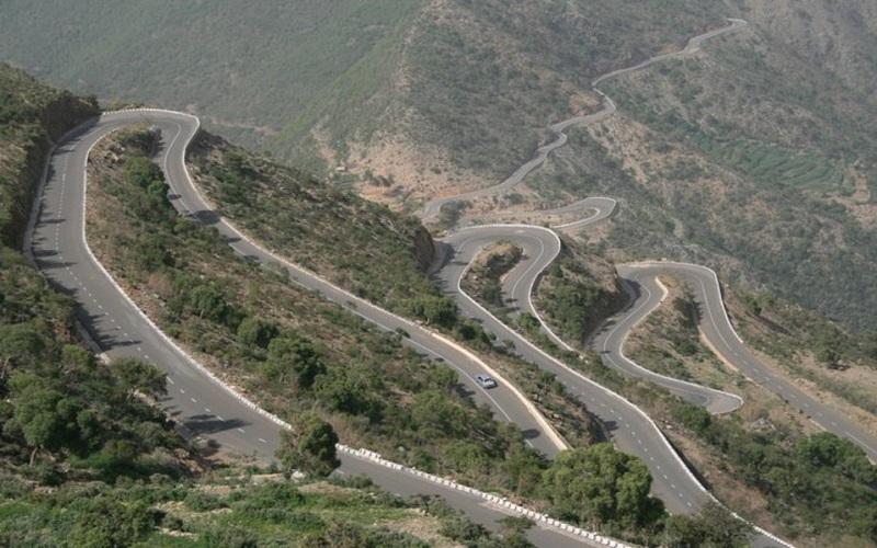 Cung đường tuyệt đẹp tại Massawa - một thành phố của Eritrea