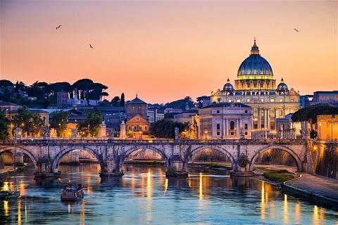 Rome - Thủ đô nước Ý
