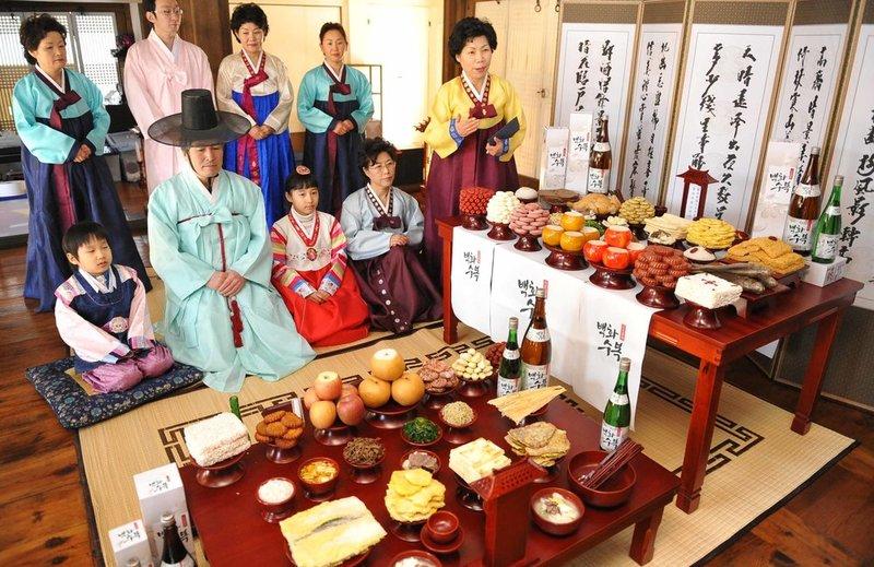 Seollal: Phong tục đón tết truyền thống của người Hàn Quốc