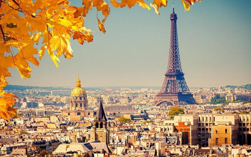 Nước Pháp xinh đẹp và nồng nàn