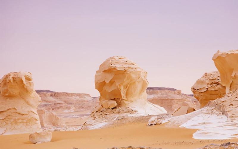 Mê mẩn với những cảnh quan sa mạc tuyệt đẹp trên thế giới
