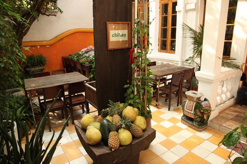 nhà hàng ở Sài Gòn