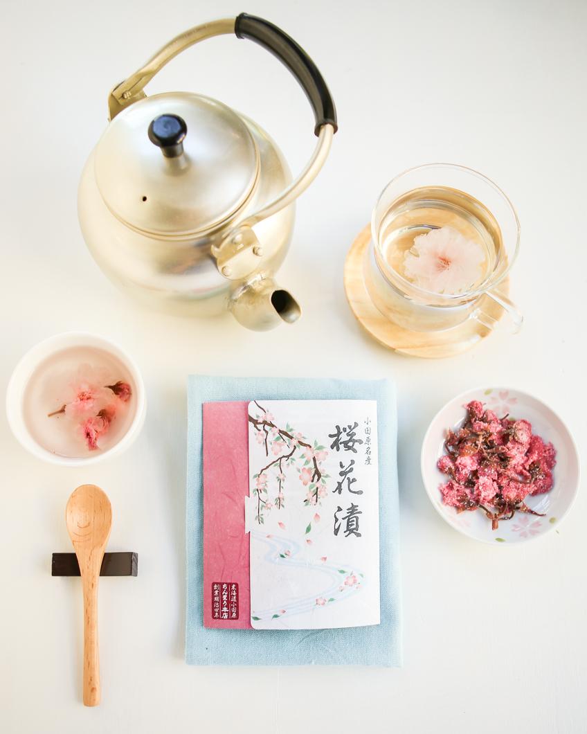 Sakura Tea là loại trà truyền thống của Nhật Bản