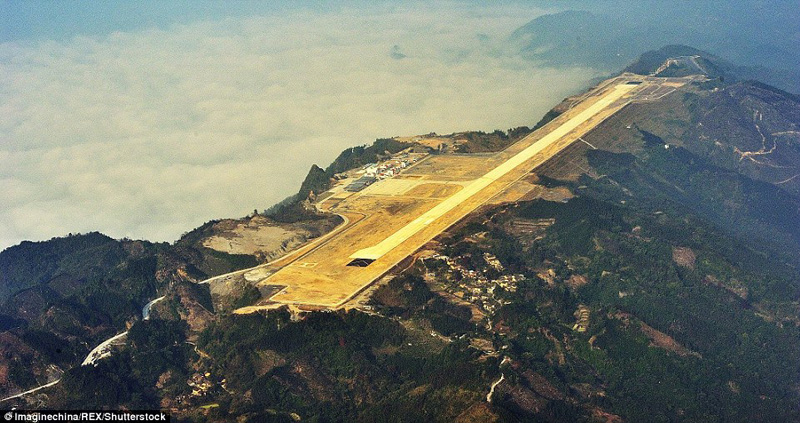 Cận cảnh những sân bay đặc biệt nhất hành tinh